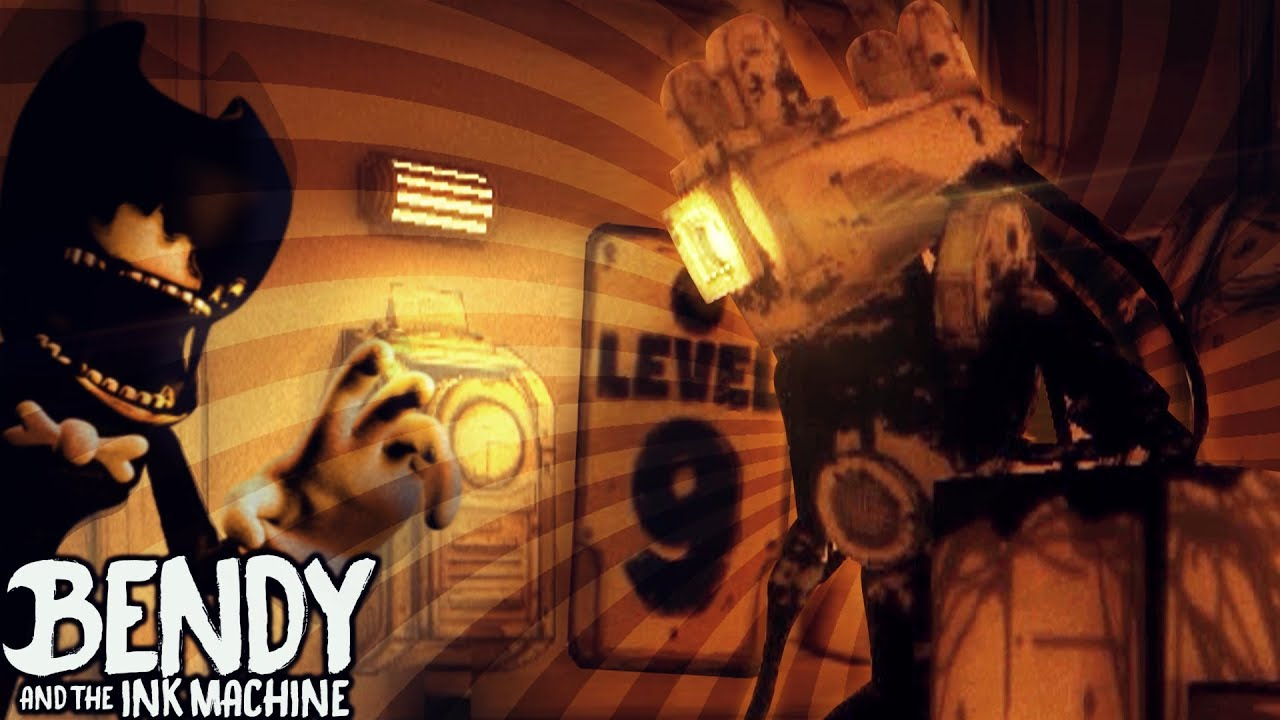 HACKING PROJECTIONIST TO LEVEL 9 !! | Bendy and the Ink ...
