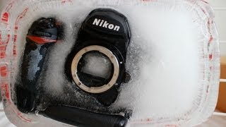 test photo le crash test du nikon d3s