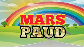 Mars PAUD (dengan lirik)