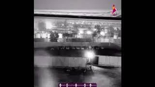CCTV captures moment U.S. airstrike kills Iran's top general