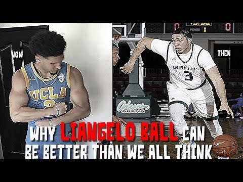 Why LiAngelo Ball WILL Be BETTER Than We All Think