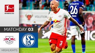 #rbls04 | highlights from matchday 3!► sub now: https://redirect.bundesliga.com/_bwcs watch the bundesliga of rb leipzig vs. fc schalke 04 ma...