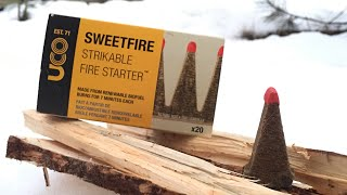 UCO Sweetfire Emergency Fire Starter | A Quick Look