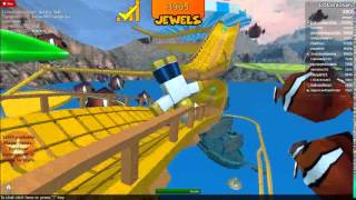 ROBLOX - Summer Games - Ultimate Marble Rider - Knock Off