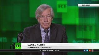 Entrevista con Danilo Astori, vicepresidente de Uruguay