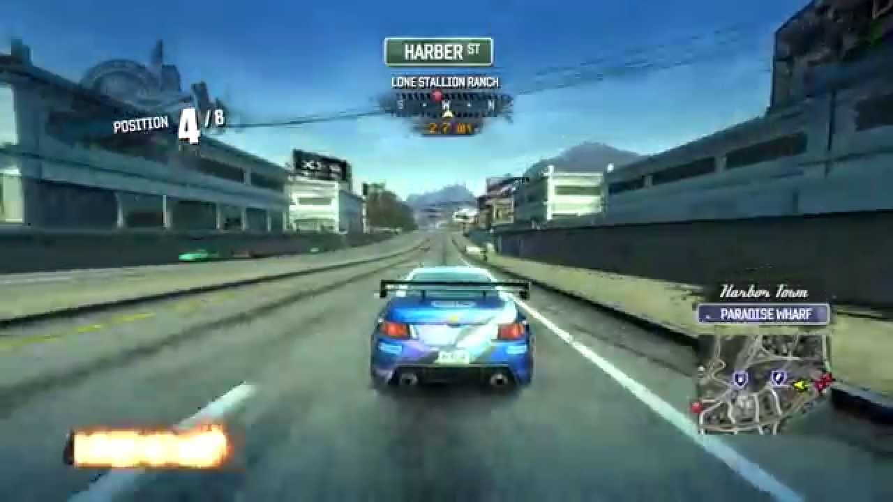 burnout paradise pc gameplay hd 1080p youtube. Black Bedroom Furniture Sets. Home Design Ideas