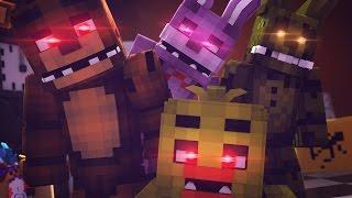 FREDDY, BONNIE, CHICA! - Minecraft FNAF Roleplay (Minecraft Five Nights At Freddys Roleplay)