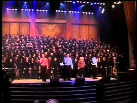"Contemporary Southern Gospel Music – ""He'll Take You Through The Fire Again"" (The Crabb Family) (Live In Concert)"