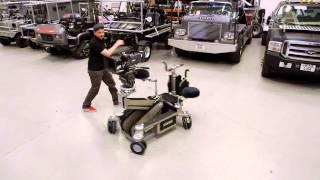 Film & Video Grip Equipment: The Hybrid 4 Camera Dolly at Chapman UK