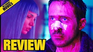 Review - BLADE RUNNER 2049 (Better Than The First Probably) streaming