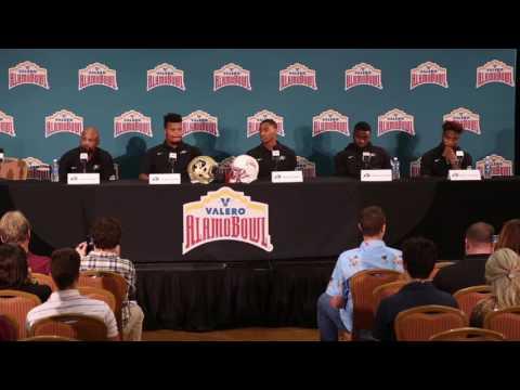 Alamo Bowl Defensive Press Conference