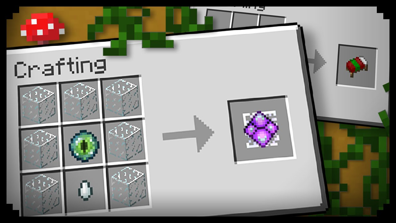 minecraft 10 crafting recipes i didnt know existed youtube forumfinder Gallery