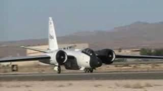 NASA WB-57 recovery
