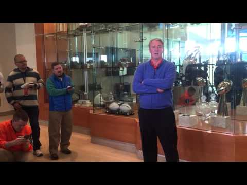 Joe Ellis talks about Pat Bowlen