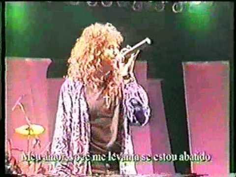 Whitecross - My Love (live in Rio de Janeiro) legendado