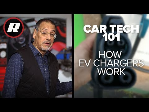 Car Tech 101: How to charge an electric car while demystifying the tech   Cooley On Cars