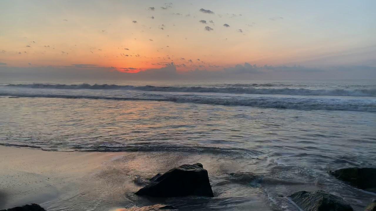 Sunrise Ocean City Maryland May 8, 2019