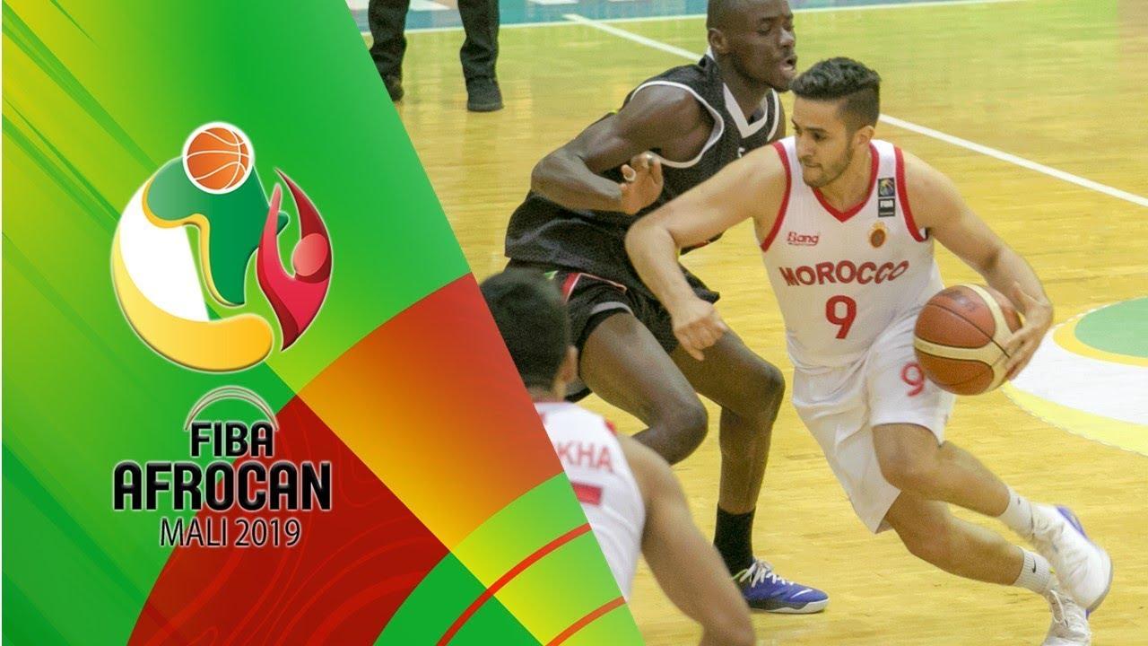 Morocco v Guinea - Full Game - FIBA AfroCan 2019