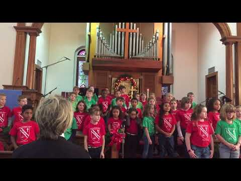 First Methodist School Christmas