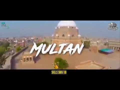 PSL - 3 Multan sultan PSL song - Expected Players