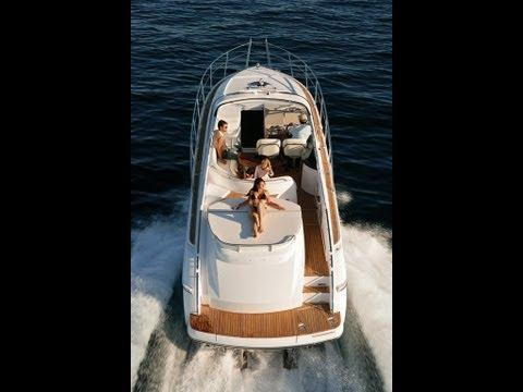 Yacht Windy Grand Bora 42 in rough sea by Jadran Furlan