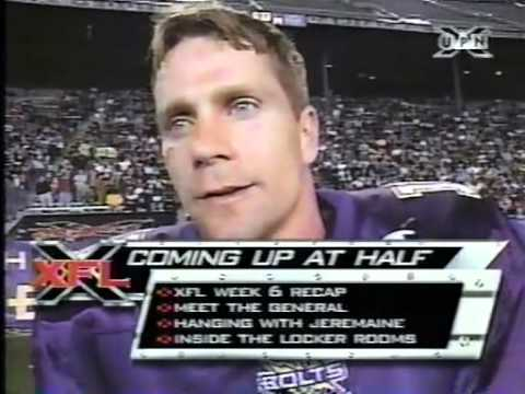 XFL Week 6: LA Xtreme vs Birmingham Thunderbolts