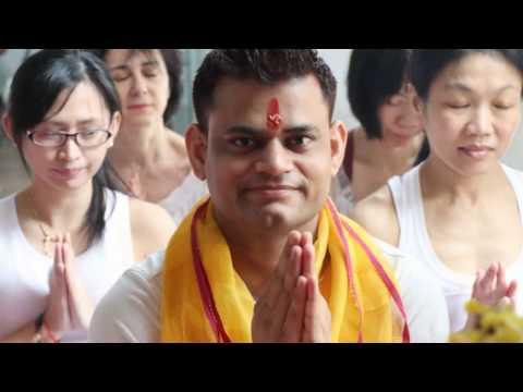 Trust Yoga Singapore Grand Opening