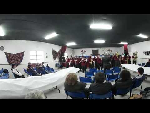Rancho Atalaiense 28 anos - actuação da Banda da Marmeleira