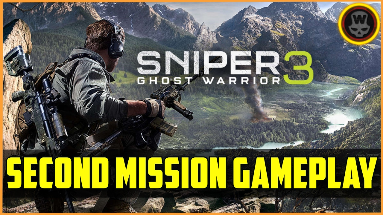 Sniper Ghost Warrior 3 Beta Cut Off Mission Gameplay