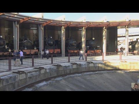 MUSEU NACIONAL FERROVIÁRIO DO ENTRONCAMENTO
