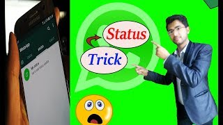 Download Video WhatsApp : How to See Every One Status [Latest Hidden Trick] (2018) MP3 3GP MP4