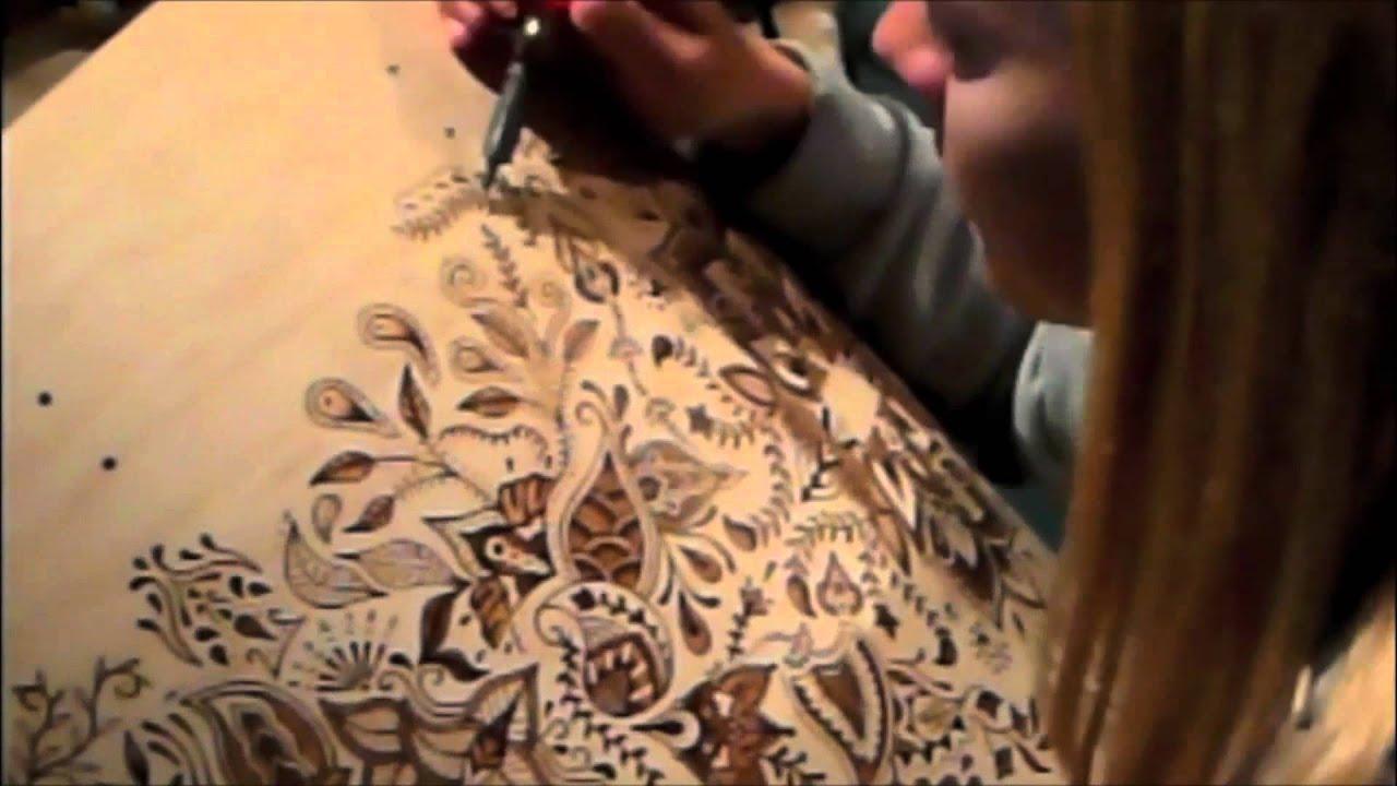22 Beautiful Free Printable Wood Burning Patterns | Mostcraft