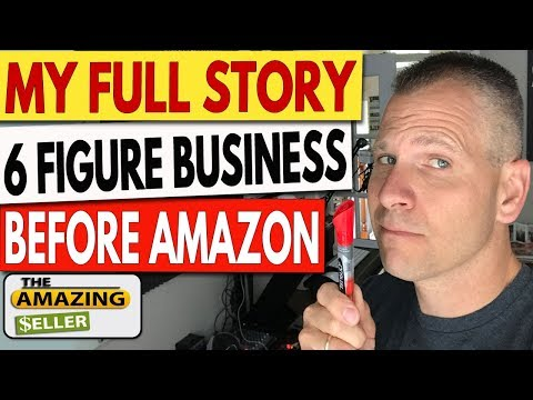My 6 Figure Digital Products Business & Lessons Learned! TAS 507: (FULL Story) - The Amazing Seller