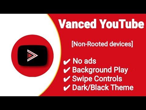 [No-Root] YouTube vanced + microG  installation method  adfree