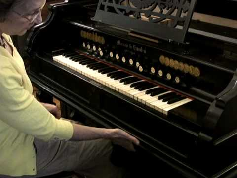 Mason & Hamlin Liszt Foot-Pump Reed Organ, Pt. 1 - by Artis Wodehouse
