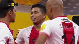 ATM Guardians Vs Kelantan Warriors | STL Champions Cup 2018 | Semi Final 2