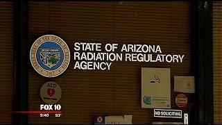 Arizona agency tracks radiation: tests regularly for any problems