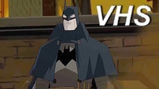Бэтмен: Готэм в газовом свете (2018) - русский трейлер - VHSник