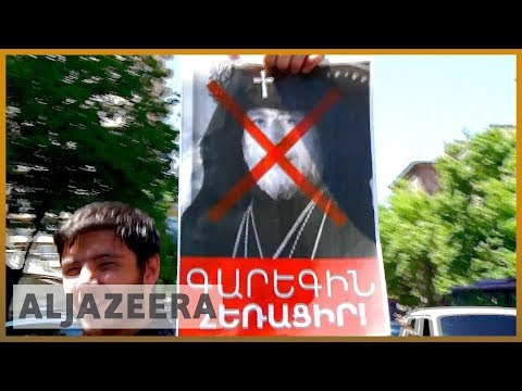 🇦🇲 Why Armenians have been protesting against the Republican Party | Al Jazeera English