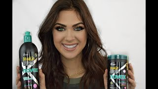 HOW TO QUICK & EASY BEACH WAVES TUTORIAL BY BROOKE NOEL