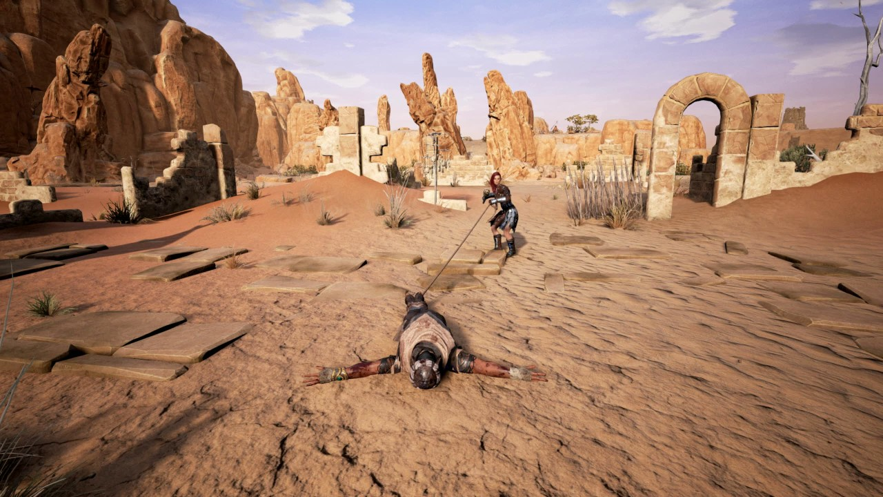Talking Conan Exiles with Funcom - Past, Present and Future