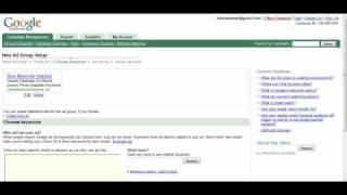 كيفية إنشاء مجموعات إعلانية في Adwords