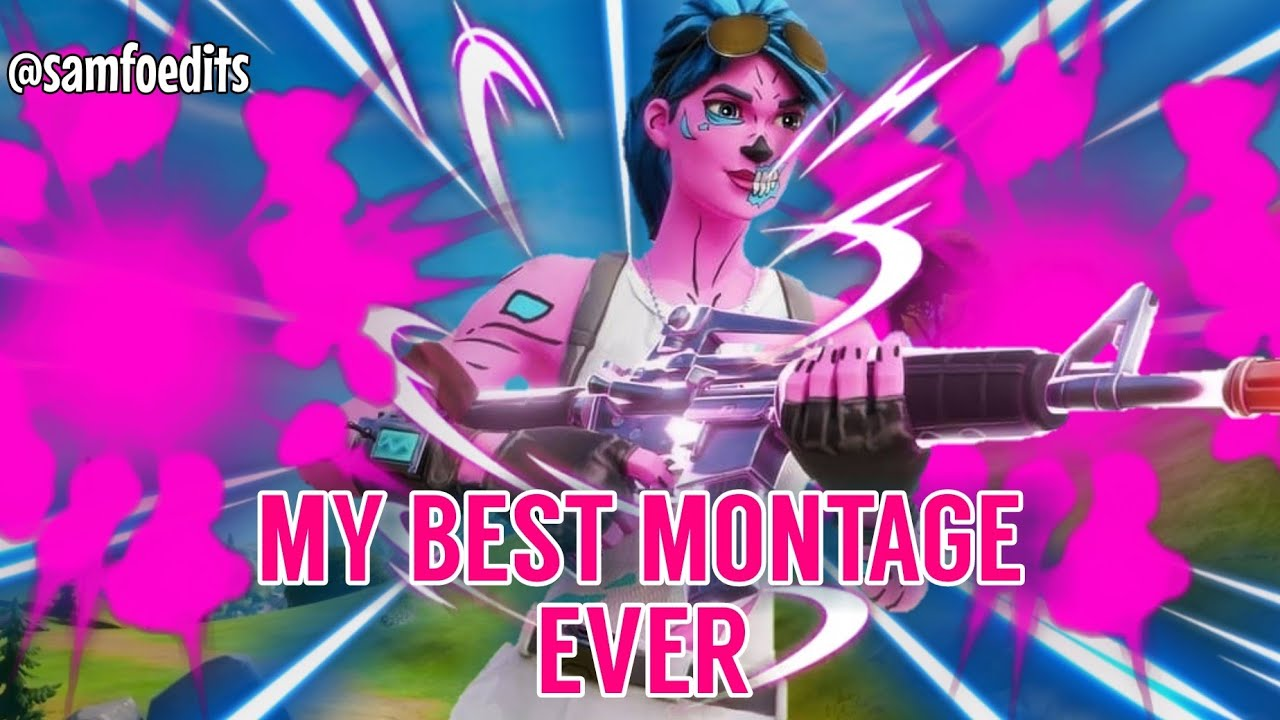 The BEST Fortnite Montage In The World