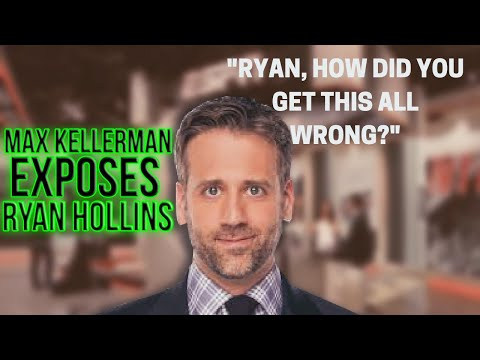 MAX KELLERMAN EXPOSES RYAN HOLLINS