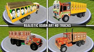 #1 Asian Truck Simulator 2020: Truck Driving 3D Gameplay 2020 screenshot 4