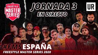 FMS - Jornada 3 #FMSESPAÑA Temporada 2020 | Urban Roosters