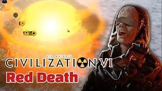 [문명6] 핵폭탄모드 턴제 배틀그라운드가 생겼습니다 ㅋㅋㅋ☢️ (Sid Meier's Civilization…