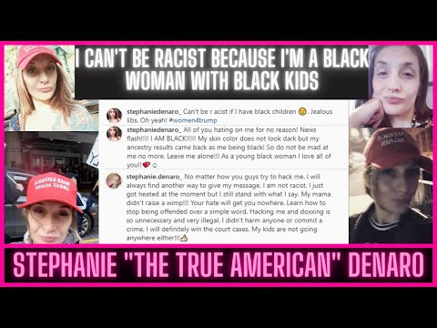 |NEWS| Stephanie Denaro- I'm Not Racist Because I'm A Black Women???‍♂️