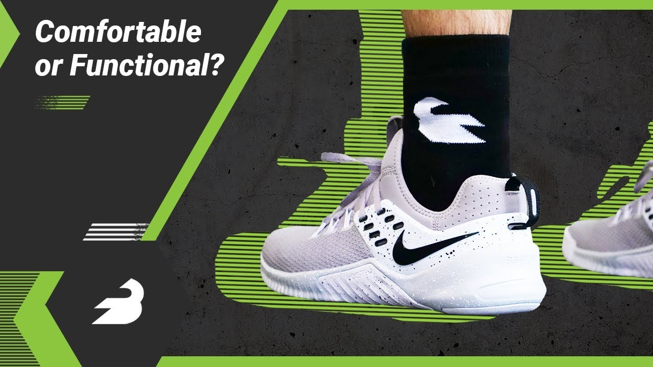 2fd9af3d570 Nike Free x Metcon Review — A Comfier Training Shoe  - YouTube
