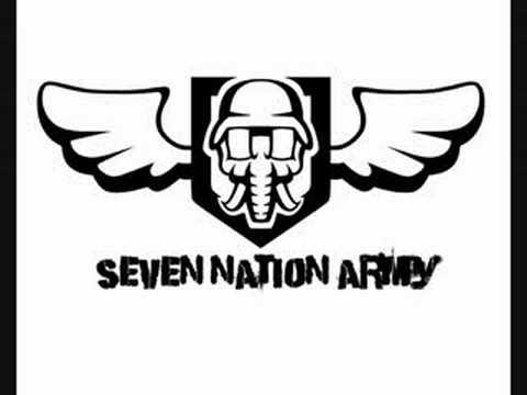 White stripes 7 nation army pmv - 1 8